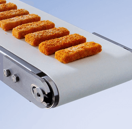 transportbanden voedingsindustrie